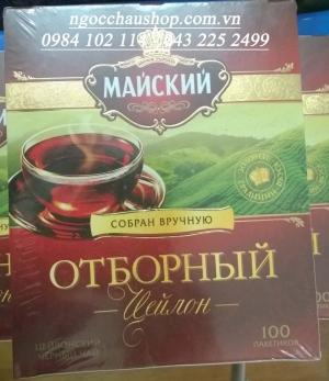 Trà đen (Nga) - 200g - Hàng xách tay
