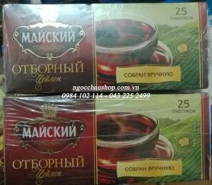 Trà đen (Nga) - 50g - Hàng xách tay