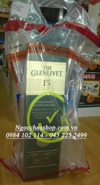 Glenlivet 15 Năm - 1.0L - Hàng xách tay (Duty Free)
