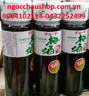 Rượu mơ Choya 720ml- Nhật
