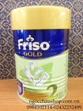 Sữa Friso Gold số 2 hộp 400g - xách tay Nga