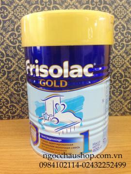 Sữa Friso Gold số 1 hộp 400g - hàng xách tay