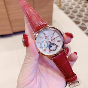 Đồng hồ nữ chính hãng ORIENT SUN & MOON NỮ RA-KA0001A00B - hàng order