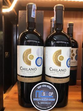 Rượu Vang Chilano Gold Premium 14%