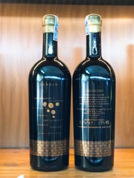 Rượu Vang Garbin Vino Rosso Riserva 750ml/15%